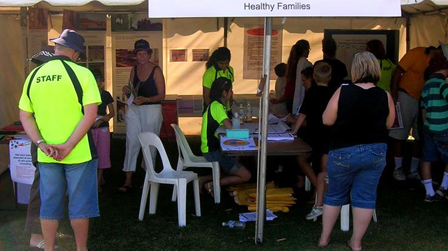 Townsville Healthy Families SpeakOut