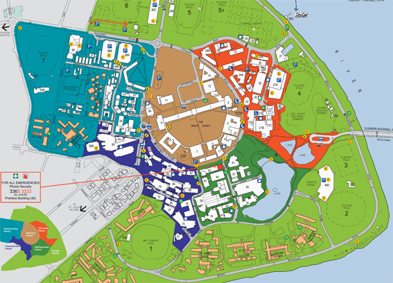 UQ Master Plan Engagement