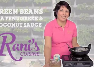 Rani's Edible Story