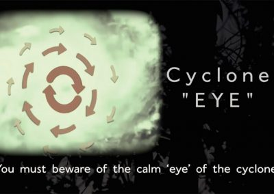 Yolngu cyclone educational films